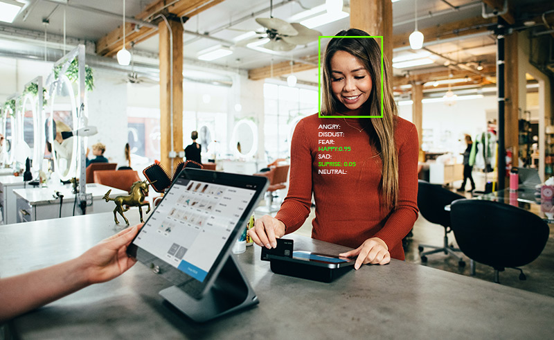 Computer vision in retail - a real advantage